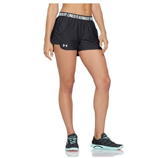 3.Under Armour Women's Play Up Shorts 2.0