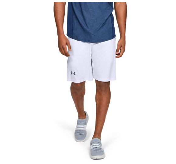 5.Under Armour Men's Raid 10-inch Workout Gym Shorts