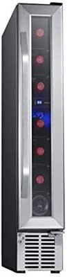 9. 7 Bottle Built-In Wine Cooler by EdgeStar