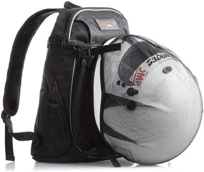 7. Motorcycle Helmet Backpack by Badass Motogear