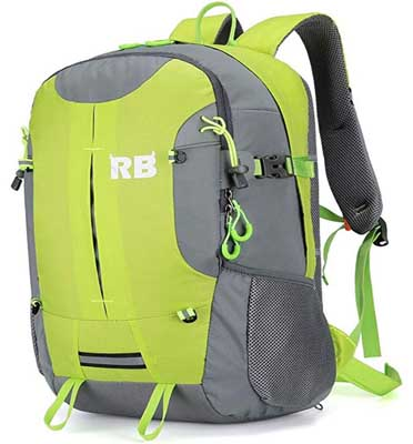 8. Motorcycle backpacks for riders and outdoor by RiderBag