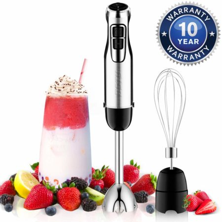 BSTY 2-in-1 Hand Blenders Set