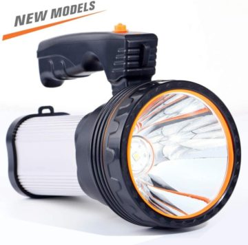 CSNDICE Rechargeable Spotlights