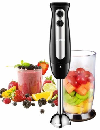 Immersion Blender, Aicok 2-in-1
