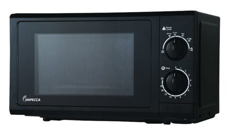Impecca CM0674K 700-Watts Counter top Microwave Oven
