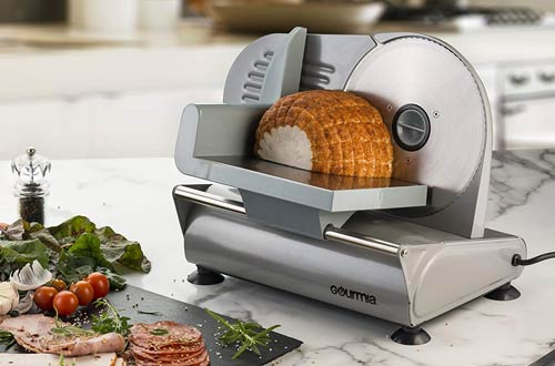 Gourmia GFS700 Professional Electric Meat Slicers