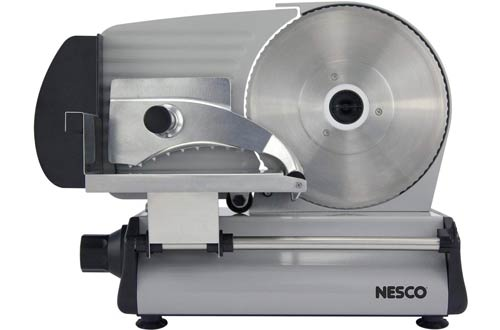 NESCO FS-250 Stainless Steel Food Slicer