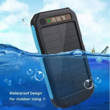 Unknown Solar Power Banks