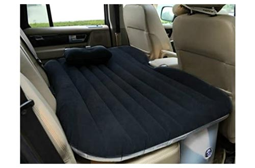 1. Heavy Duty Car Travel Inflatable Mattress Car Inflatable Bed SUV Back Seat Extended Mattress