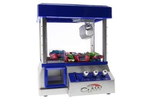 10. Mini Claw Machine For Kids - The Claw Toy Grabber Machine is Ideal for Children and Parties