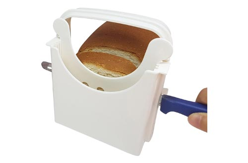7. Eon Concepts Guide For Homemade with Rubber Feet Paddings - Loaf Cutter Machine