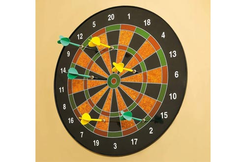 7. Westmister: Magnetic Dartboard Gameroom Collection