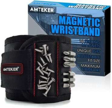 Amteker Magnetic Wristbands