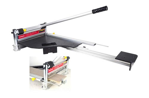 10. Norske Tools NMAP004 13 inch Laminate Flooring & Siding Cutter with Sliding Extension Table