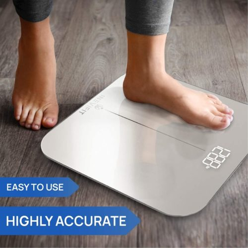14.Highly Accurate Digital Bathroom Body Scale