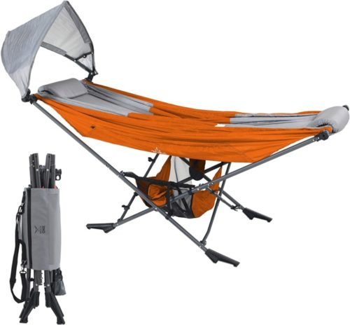 15.Republic of Durable Goods Mock ONE - Compact Portable Folding Hammock with Free Standing Frame
