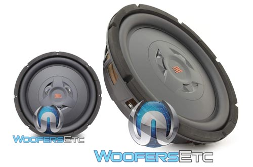 2. JBL Club WS1200 12 Shallow Mount Subwoofers
