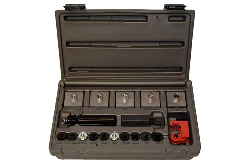 4. Cal-Van Tools 165 Master Inline Flaring Kit - Double and Single Flares, Brake Flaring Tools