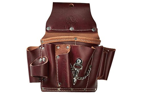 4. Occidental Leather 5500 Electrician Tool Pouch