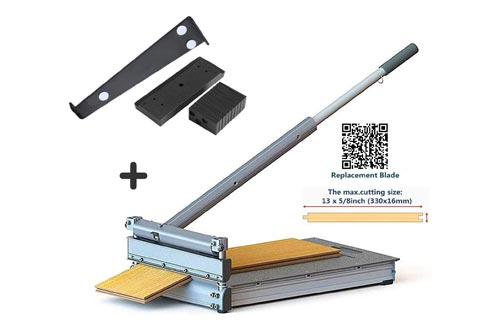 7. MantisTol 13 Pro Flooring Cutter MC-330 with Installation Kit Gifts, For Laminate Floor Cutter, Siding, Vinyl Plank