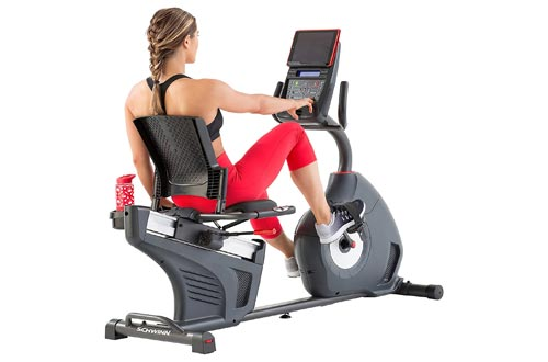 8. Schwinn Recumbent Bike Series