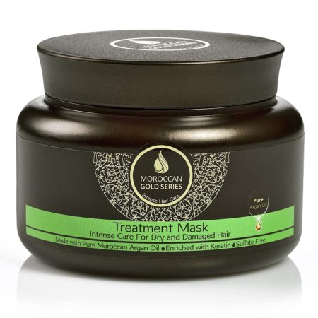 Argan Oil Mask for Dry and Damaged Hair