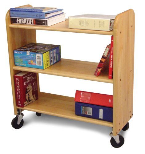8. Catskill Craftsmen Library Book Cart