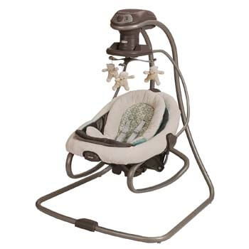 8. Graco Soothing Baby Swing