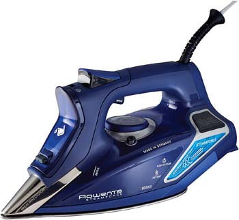 8. Rowenta Steam Iron with Display
