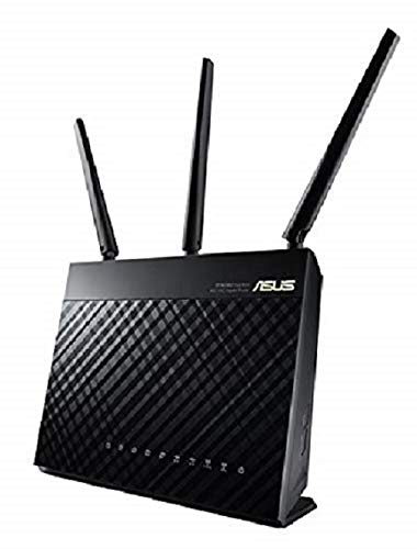 2. Asus AC1900 Dual Band Gigabit WiFi Router