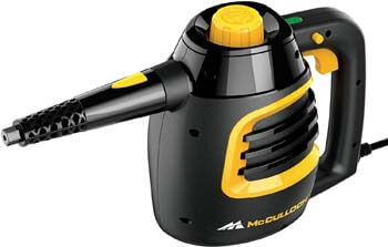 5. McCulloch Handheld Portable Steam Cleaner