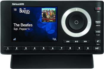 10. SiriusXM Satellite Radio Receiver Kit