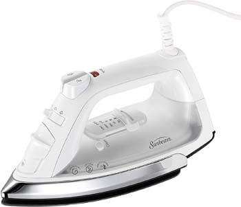 2. Sunbeam Anti-drip Steam Iron