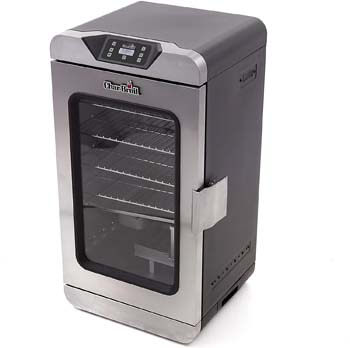 8. Char-Broil Deluxe Electric Smoker