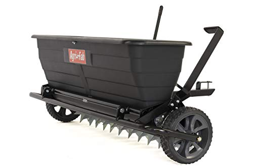 6. 175 lb. Tow Spiker/Seeder/Drop Spreader by Agri-Fab
