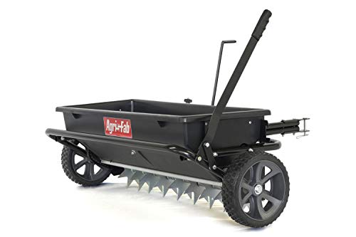 8. 100 lb Tow Spiker/Seeder/Spreader by Agri-Fab