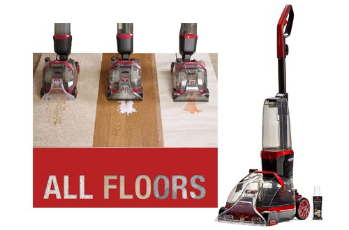 1. Rug Doctor FlexClean All-in-One Floor Cleaner