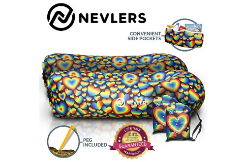 2. Nevlers with Side Pockets and Matching Travel Bag