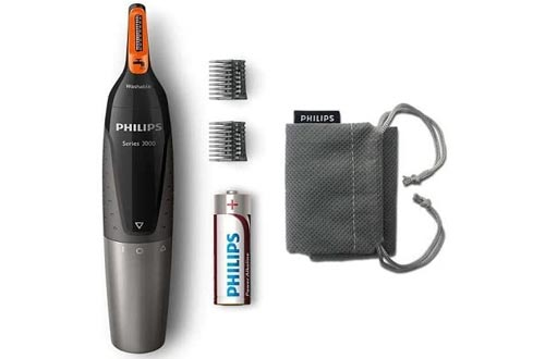 3. Philips Eyebrow Trimmer Series 3000