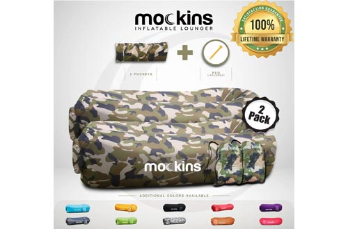 4. Mockins Air Sofa Perfect for Beach Chair, Camping Chairs