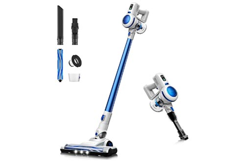 4. ORFELD Stick Vacuum Cleaner 4 in 1, 17000 Pa Powerful Suction