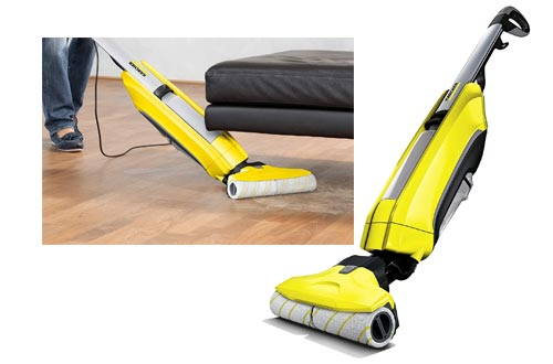 7. Karcher Hard Floor Cleaner