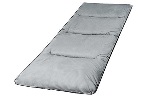 1. REDCAMP Cot Pads for Camping, Soft Comfortable Sleeping Pad