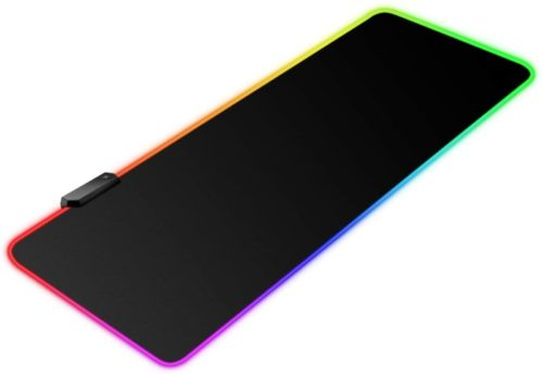 #10. BZseed LED Mouse Pad