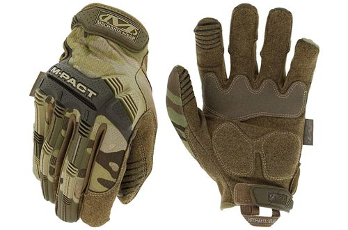 10. Mechanix Wear MultiCam Tactical Gloves