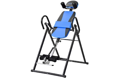 3. HYD-EQUI Adjustable Folding Therapy Back