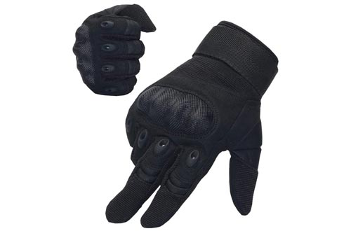 3. Nachvorn Men's Tactical Military Gloves