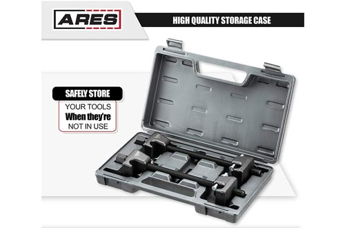 4. ARES Macpherson Strut Drop Forged Jaws for Safe and Easy