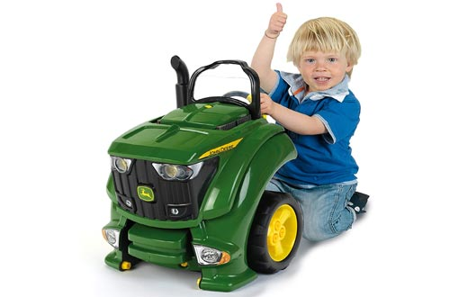 5. John Deere Tractor Engine by Theo Klein - Tractors for Kids