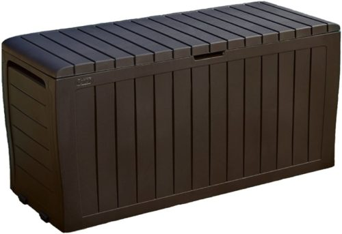 #6. Keter Marvel Plus Outdoor Storage Benches